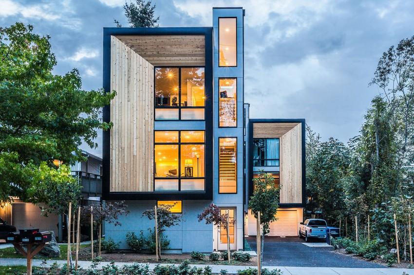 Gebäude aus Abfall - umweltfreundlich und modern gebäude aus abfall Gebäude aus Abfall - umweltfreundlich und modern Diese Geb  ude sind aus Abfall