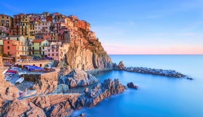 Ein Ferienhaus in Italien