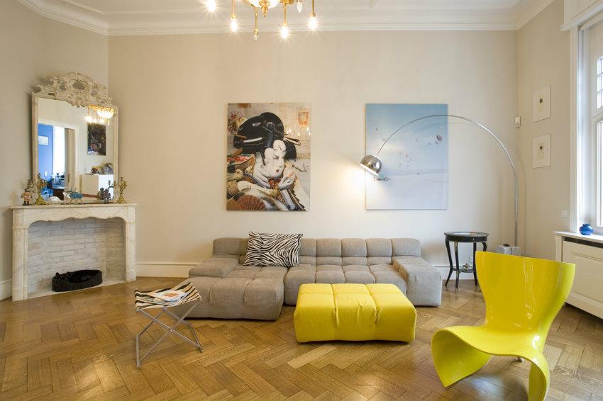 5 Projekten Sie möchten von Purpur Interior Concepts sehen Purpur 5 Projekten Sie möchten von Purpur Interior Concepts sehen PUPUR Interior Concepts Frankfurt Altbauwohnung 8