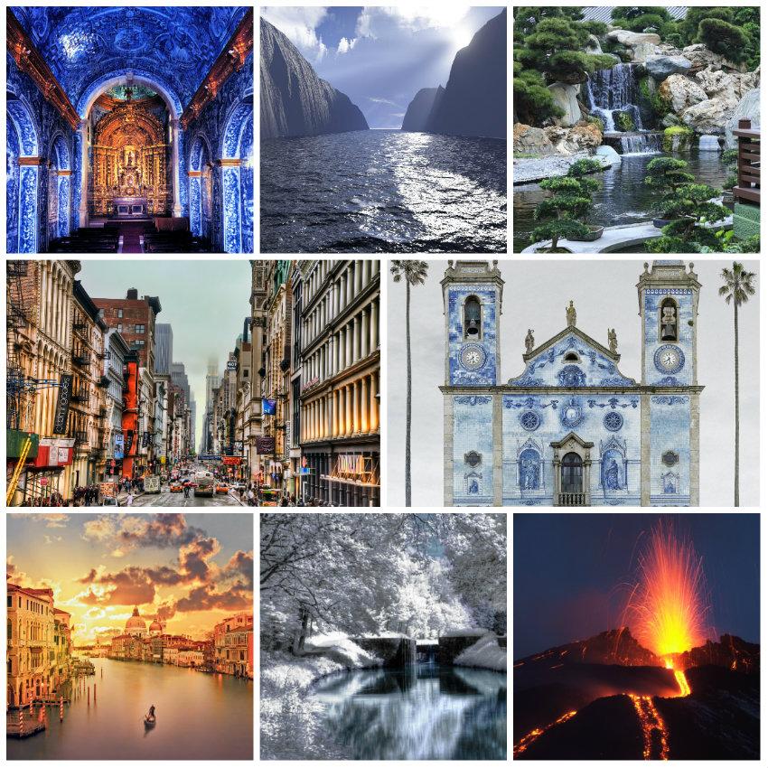 sjjs Landschaften Herausragende Designstücke von atemberaubenden Landschaften inspiriert sjjs