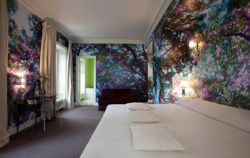 Die schönsten Designer Hotels in Paris die Sie besuchen müssen designer hotels Die schönsten Designer Hotels in Paris die Sie besuchen müssen Hotel 13 Particulier Montmartre 1