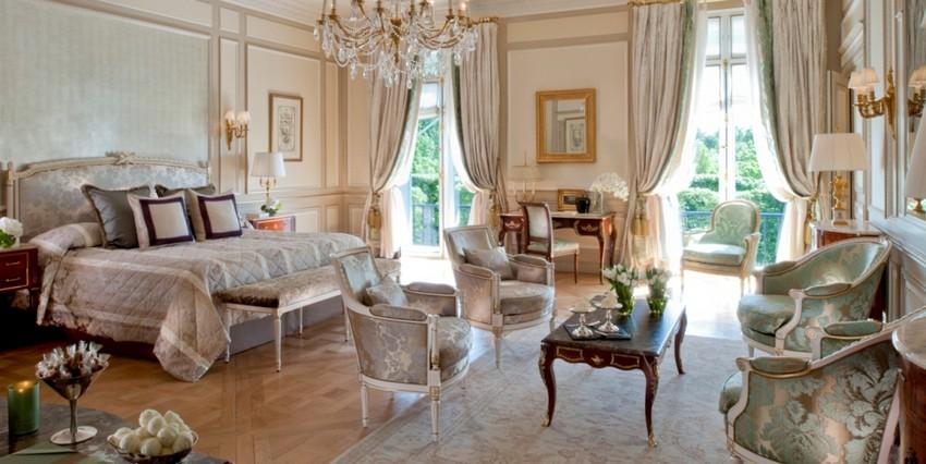 Le-Meurice-1 designer hotels Die schönsten Designer Hotels in Paris die Sie besuchen müssen Le Meurice 1