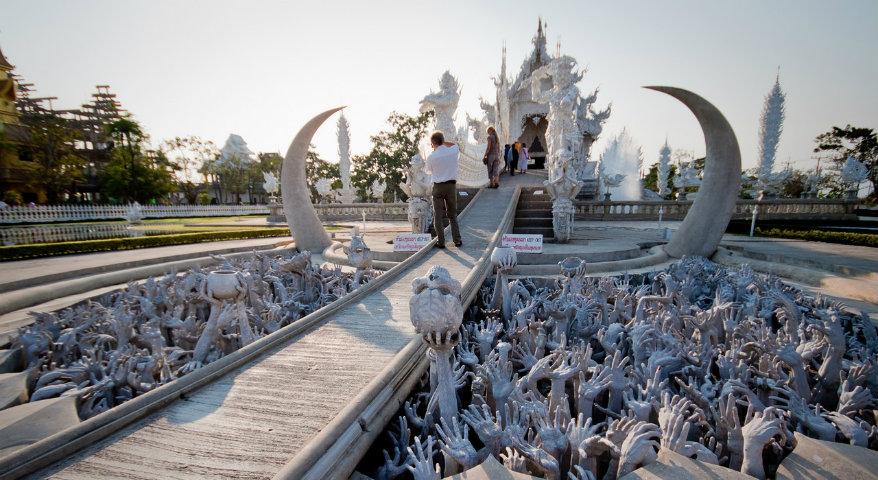 Wat Rong Khun – ein Architekturwunder in Thailand wat rong khun Wat Rong Khun – ein Architekturwunder in Thailand Wat Rong Khun     ein Architekturwunder in Thailand 4 1