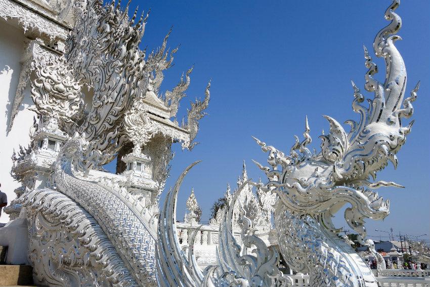 Wat Rong Khun – ein Architekturwunder in Thailand wat rong khun Wat Rong Khun – ein Architekturwunder in Thailand Wat Rong Khun     ein Architekturwunder in Thailand 2