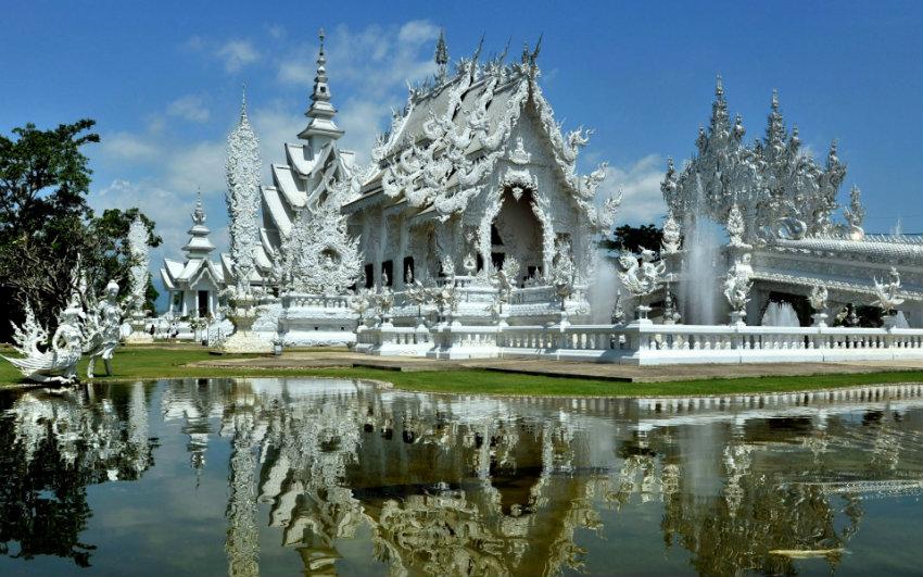 Wat Rong Khun – ein Architekturwunder in Thailand wat rong khun Wat Rong Khun – ein Architekturwunder in Thailand Wat Rong Khun     ein Architekturwunder in Thailand 5