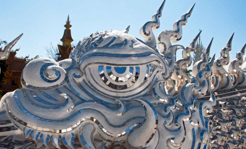 Wat Rong Khun – ein Architekturwunder in Thailand wat rong khun Wat Rong Khun – ein Architekturwunder in Thailand Wat Rong Khun     ein Architekturwunder in Thailand 6