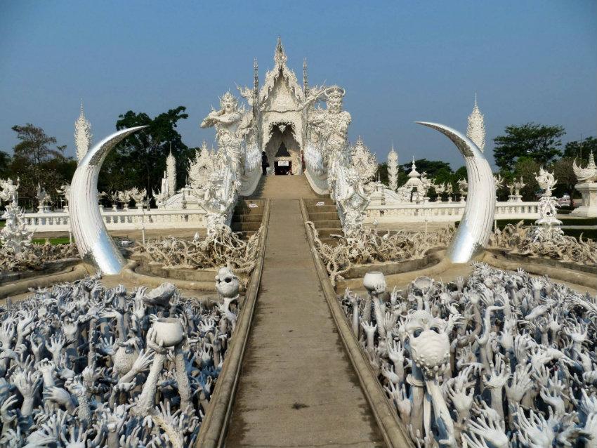Wat Rong Khun – ein Architekturwunder in Thailand wat rong khun Wat Rong Khun – ein Architekturwunder in Thailand Wat Rong Khun     ein Architekturwunder in Thailand