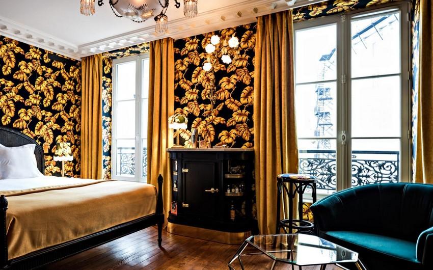 Die schönsten Hotels Designs in Paris zu besuchen während Maison Objet designer hotels Die schönsten Designer Hotels in Paris die Sie besuchen müssen hotel providence paris bedroom 2 xxlarge 1