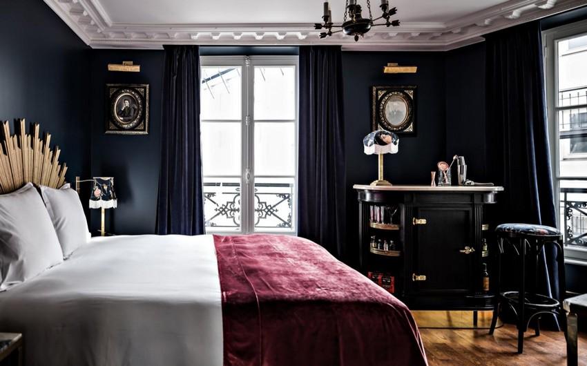 Die schönsten Hotels Designs in Paris zu besuchen während Maison Objet designer hotels Die schönsten Designer Hotels in Paris die Sie besuchen müssen hotel providence paris bedroom 4 xxlarge 1
