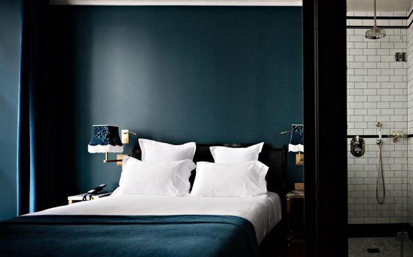 Die schönsten Hotels Designs in Paris zu besuchen während Maison Objet designer hotels Die schönsten Designer Hotels in Paris die Sie besuchen müssen hotel providence paris bedroom xxlarge 1