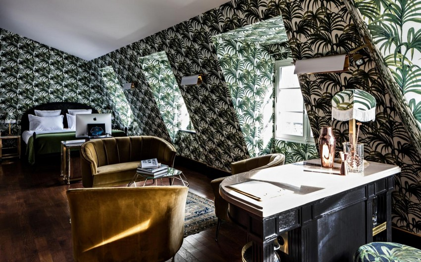 Die schönsten Hotels Designs in Paris zu besuchen während Maison Objet designer hotels Die schönsten Designer Hotels in Paris die Sie besuchen müssen hotel providence paris p xxlarge 1
