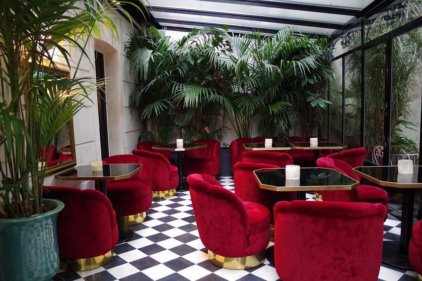 Die schönsten Designer Hotels in Paris die Sie besuchen müssen designer hotels Die schönsten Designer Hotels in Paris die Sie besuchen müssen large Hotel Particulier Sun Room 1
