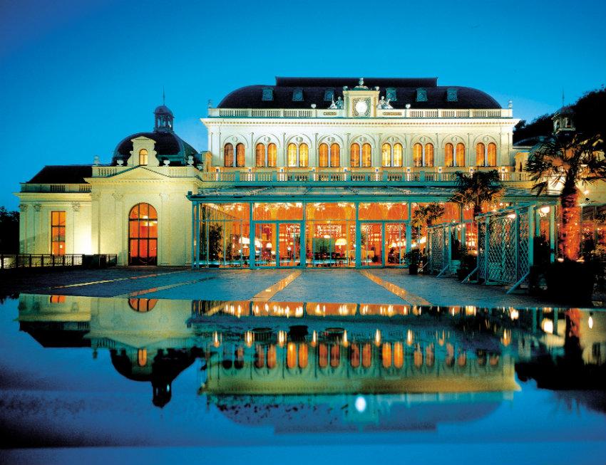CasinoBadenaussenWintergarten Baden-Baden Warum Baden-Baden die exquisiteste Stadt Deutschlands ist CasinoBadenaussenWintergarten