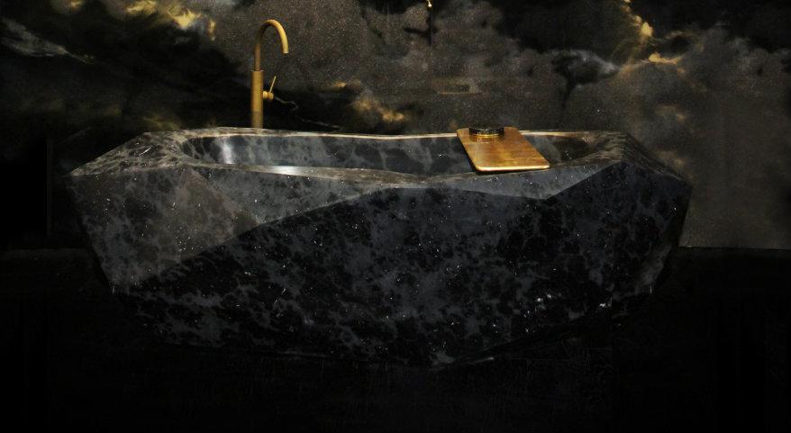 Die schönsten Badewannen die Sie auf der Decorex sehen werden
