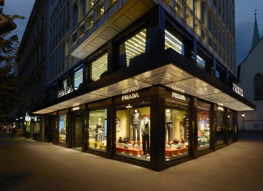 Neuer Prada Store in Zürich prada store Neuer Prada Store in Zürich Neuer Prada Store in Z  rich 4