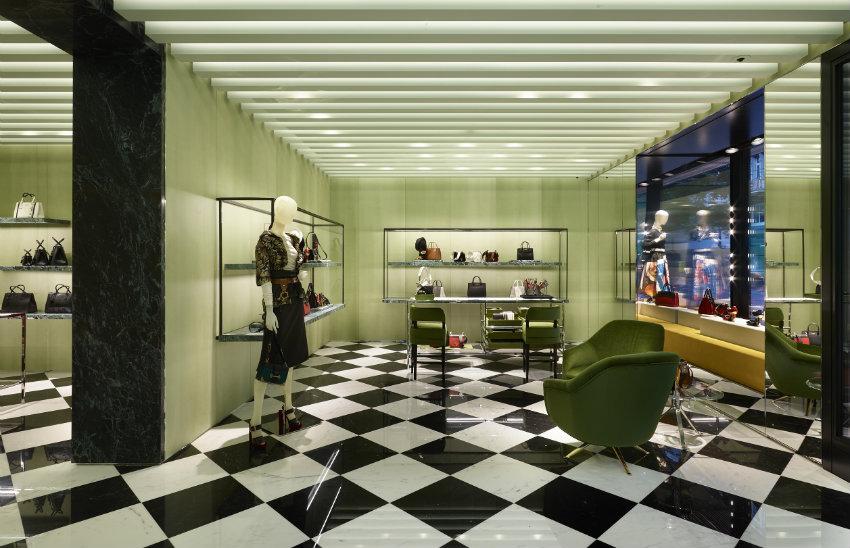 Neuer Prada Store in Zürich prada store Neuer Prada Store in Zürich Neuer Prada Store in Z  rich 5