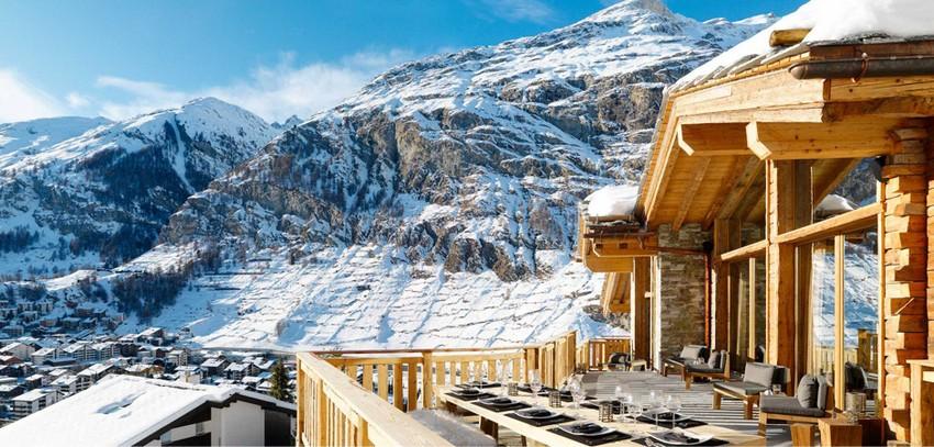 chalet-les-anges-27 chalets 5 atemberaubende Chalets in der Schweiz chalet les anges 27