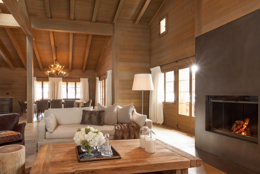 5 atemberaubende Chalets in der Schweiz chalets 5 atemberaubende Chalets in der Schweiz rougemont interiors chalet s 2  MG 1191