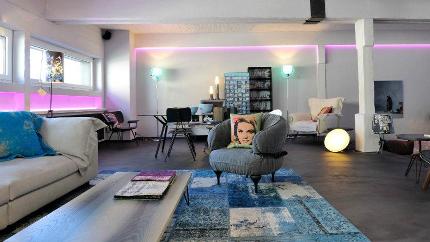 Das kornhaus von wyttenbach innendekoration wohn designtrend for Innendekoration thun