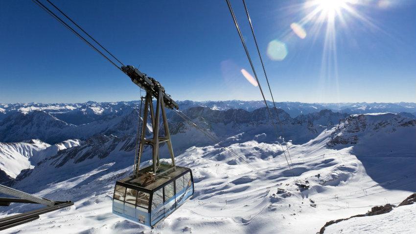 Ideen für die perfekte Winterflucht Winterflucht Ideen für die perfekte Winterflucht 148976 Garmisch Partenkirchen Ski Resort