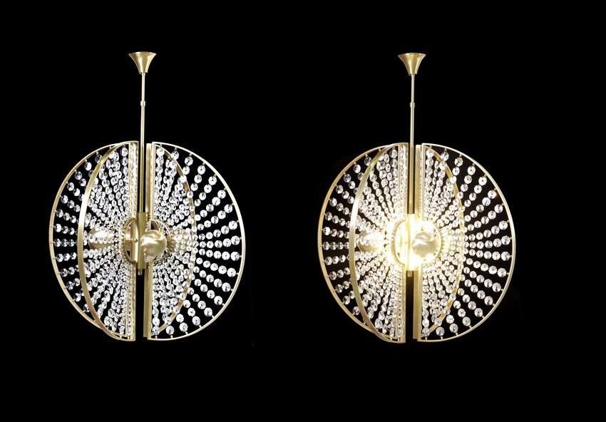 roxy-chandelier-5 koket EXKLUSIVE INTERVIEW MIT JANET MORAIS, GRÜNDER VON KOKET roxy chandelier 5