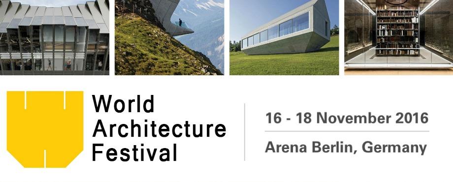 Im Einklang mit World Architecture Festival