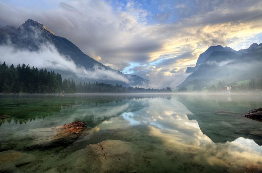 hintersee winterlandschaften Top 10 Atemberaubende Winterlandschaften in Europa HIntersee
