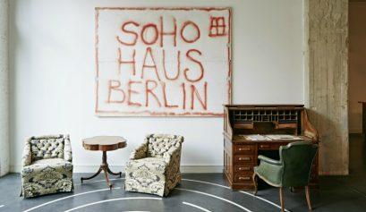hausdekor Luxusiöses Kreatives Hausdekor – Soho House Berlin Soho House Berlin 0595 2 409x237