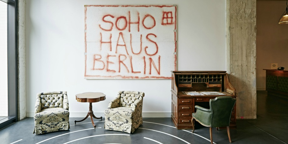 hausdekor Luxusiöses Kreatives Hausdekor – Soho House Berlin Soho House Berlin 0595 2