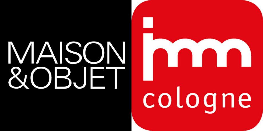 Tips Für Innenarchitekten Für Plannung Und Organization der Maison&Objet 2017 imm Januar bringt Unglaubliche Veranstaltungen: Maison et Objet und IMM collage