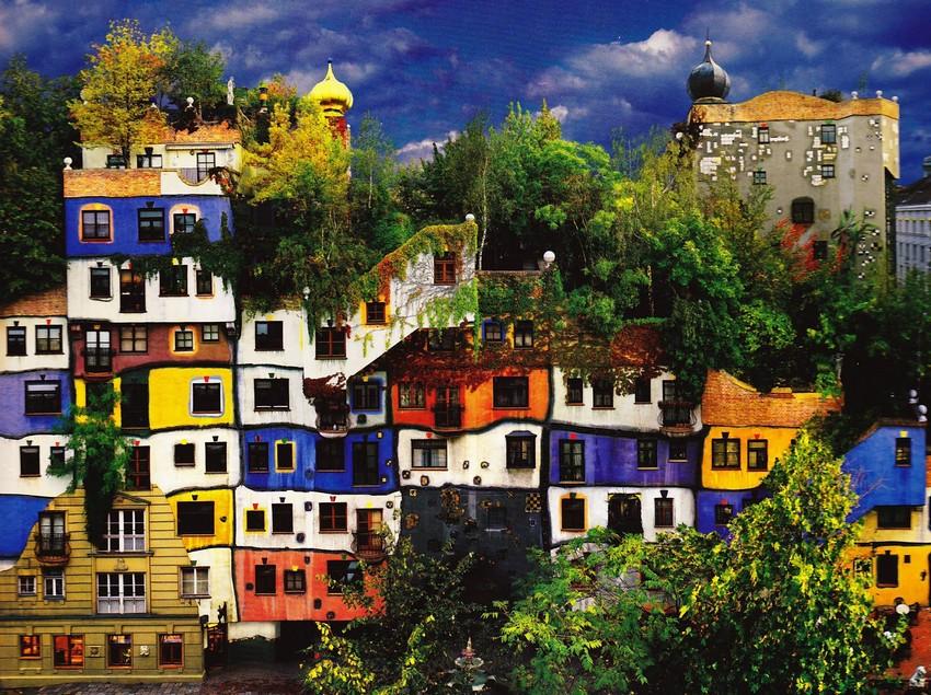 f9ae04a100e74407e84827f8fd7832d3 hundertwasser Die Gebäude von Hundertwasser: eine Architektur für den Menschen f9ae04a100e74407e84827f8fd7832d3