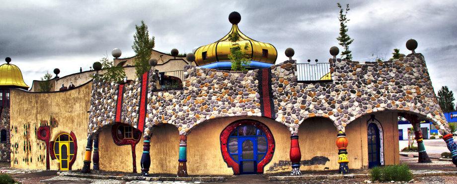 hundertwasser Die Gebäude von Hundertwasser: eine Architektur für den Menschen featura