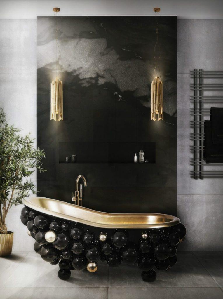 Luxus Geschenke Ideen für Liebhaber wohndesign Luxus Geschenke Ideen für Wohndesign Liebhaber 14 newton bathtub saki pendant maison valentina 1 HR 1 e1482145269734