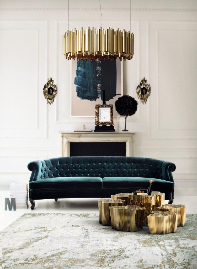 Golden Luxus Einrichtung golden luxus einrichtung Top 5 Golden Luxus Einrichtung Ideen für das Neujarh Covet Lounge 4
