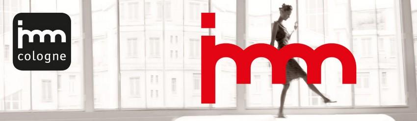 imm Was in Köln während der IMM zu besuchen IMM12 Headgrafik