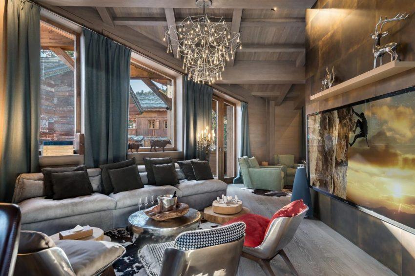 5 atemberaubendste der Alpen Chalets Luxuriöste atemberaubendste Chalets der Alpen La Datcha e1482401811225
