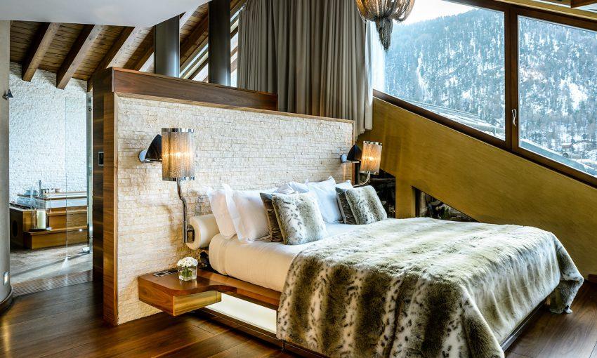 5 atemberaubendste der Alpen Chalets Luxuriöste atemberaubendste Chalets der Alpen chaletzermattpeak5 e1482401738831