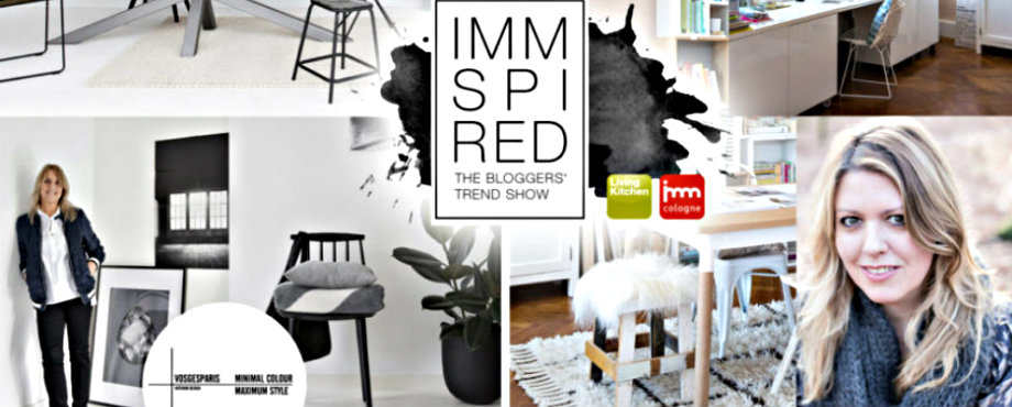 IMM 2017 Get IMMspired: Die Bloggers Trendshow IMM 2017 collage 4