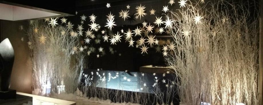 weihnachten dekoideen Must see Weihnachten Dekoideen zu Balkonen feature iamge