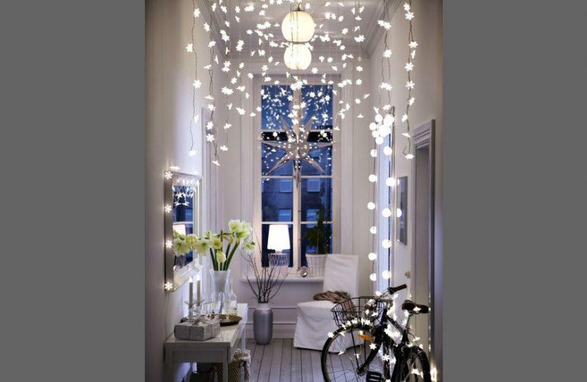 Top 10 Weihnachten Deko-Ideen Zur Einen Luxus Eingangshalle | Wohn
