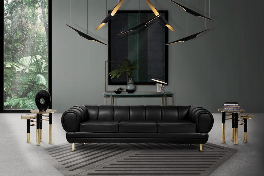 novak-sofa-ambience luxus 5 Luxus Ideen für ein Mid-century Silvester Party novak sofa ambience 1
