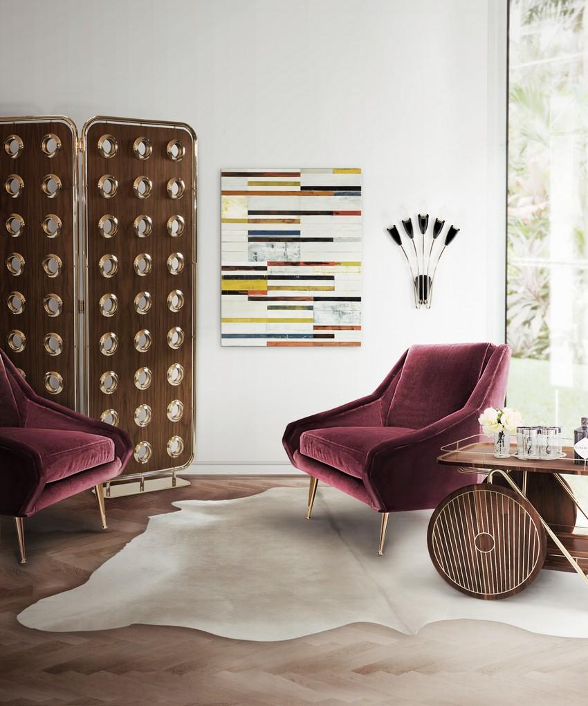 romero-armchair-ambience luxus 5 Luxus Ideen für ein Mid-century Silvester Party romero armchair ambience