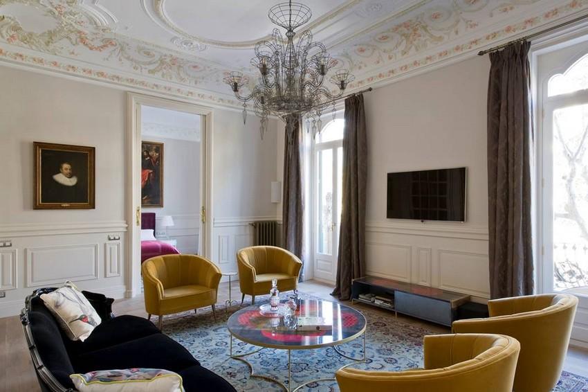 art-apartment-in-barcelona-2-hr Hotels Inneneinrichtung Wie Werden Hotels Inneneinrichtung im Zukunft Aussehen Art Apartment in Barcelona 2 HR 1