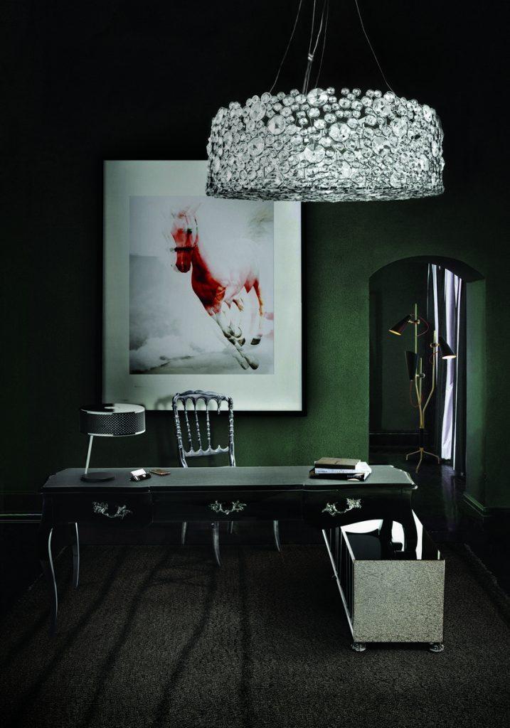 Boulevard Schreibtisch von Boca do Lobo Büros Einrichtungsideen Luxus und moderne Büros Einrichtungsideen für maximale Inspiration Covet Lounge 2