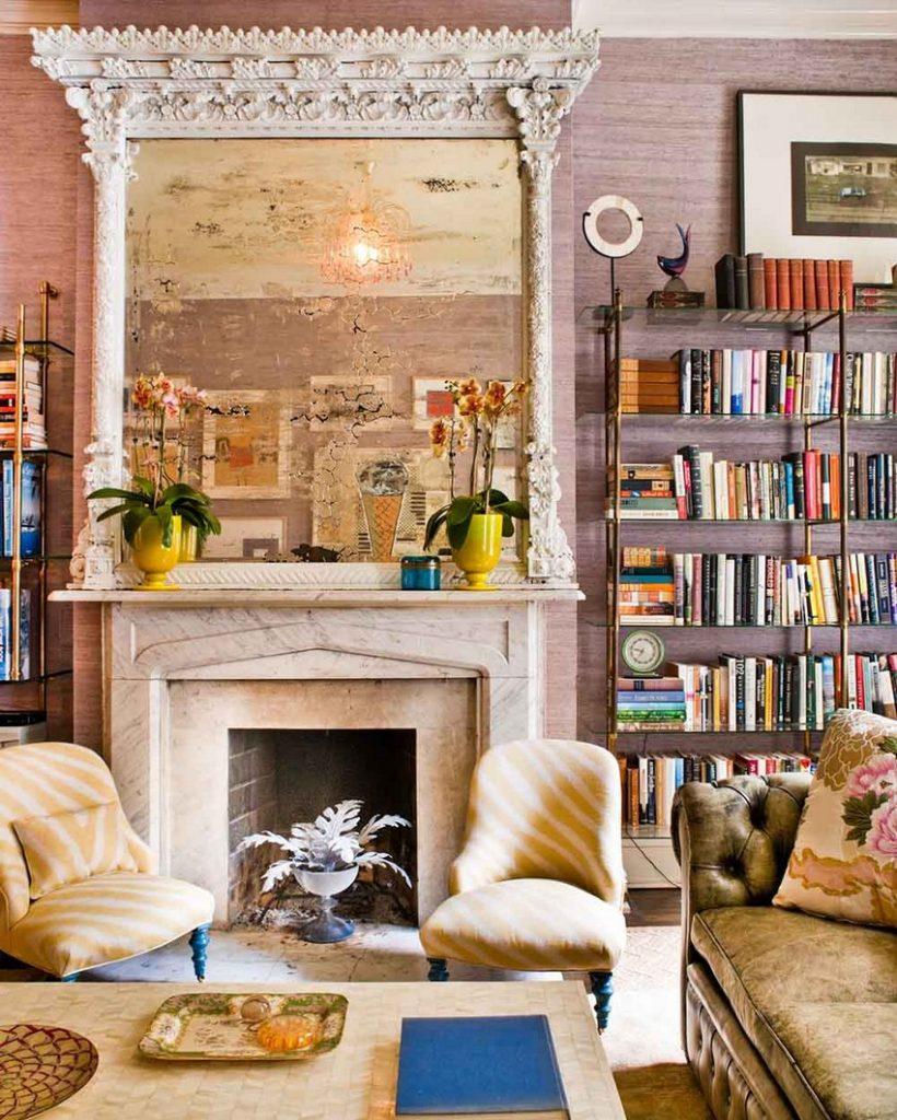 Kemble Interiors kemble interiors Erstaunliche Wohn-Interieur-Projekte von Kemble Interiors Herzog Gramercy Brownstone