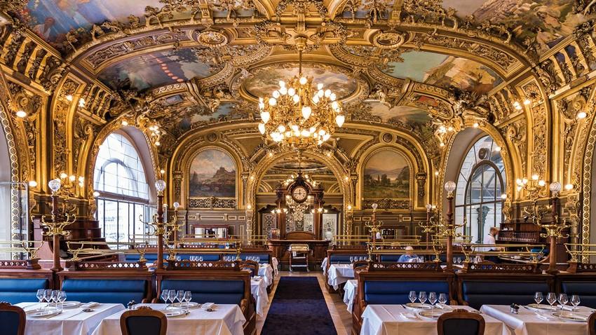 Maison et Objet 5 beste Restaurante zum essen während Maison et Objet 2017 Le Train Bleu