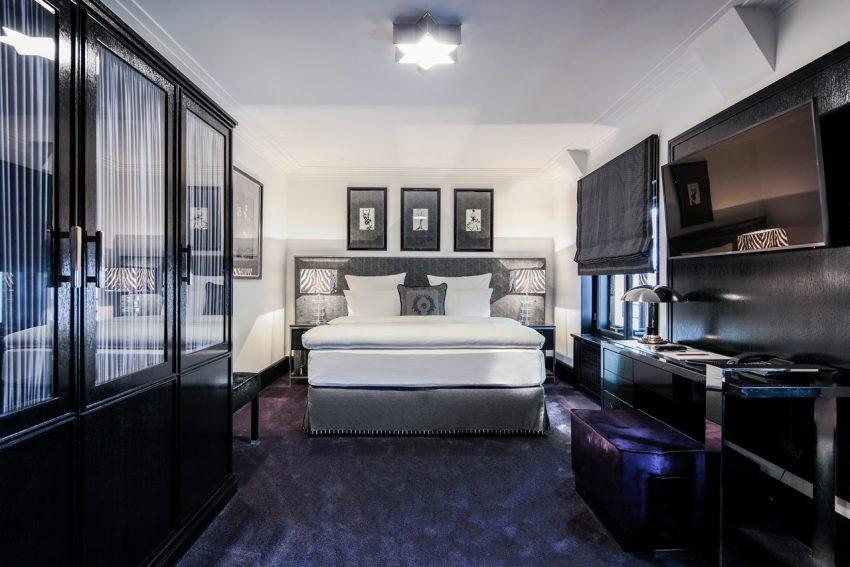 Luxus Hotel: Patrick Hellmann Schlosshotel Berlin Luxus Hotel Luxus Hotel: Patrick Hellmann Schlosshotel Berlin NEW YORK PREMIUM ROOM No 7 e1484044292465