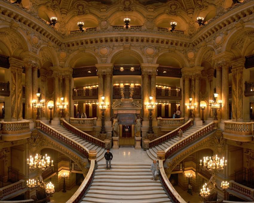 opera_garnier_grand_escalier maison et objet Was in Paris zu besuchen während Maison et Objet Opera Garnier Grand Escalier