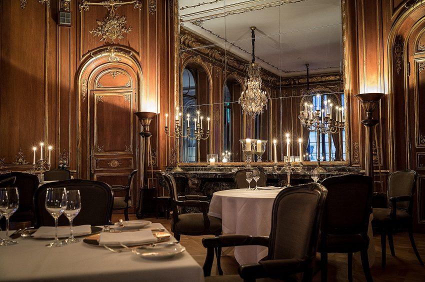 Luxus Hotel: Patrick Hellmann Schlosshotel Berlin Luxus Hotel Luxus Hotel: Patrick Hellmann Schlosshotel Berlin Restaurant Schlosshotel Im Grunewald 1280 e1484044328791