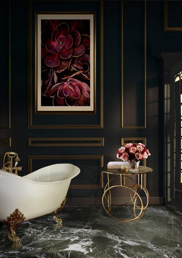 luxuriöses Badezimmer luxuriöses Badezimmer Dekorationideen um ein luxuriöses Badezimmer zu haben Style Edit Sheer Indulgence